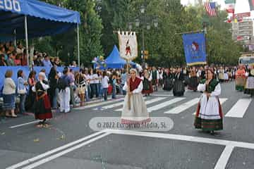 Día de América en Asturias 2006