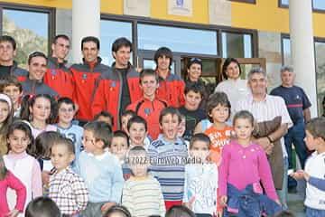 Pilotos MotoGP en Asturias, Pola de Somiedo