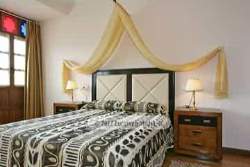 Habitación Otello. Hotel Apartamentos Quinta La Espadaña