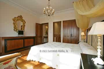 Habitación Aida. Hotel Apartamentos Quinta La Espadaña