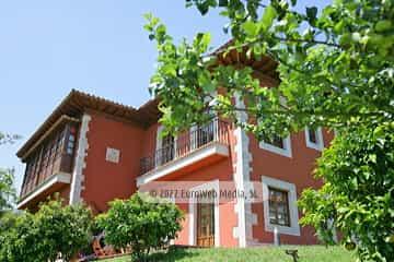 Exteriores. Hotel Apartamentos Quinta La Espadaña