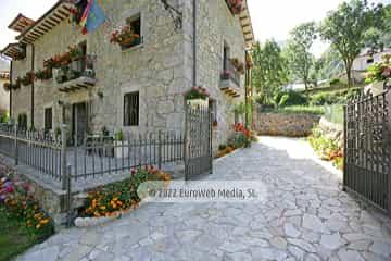 Exteriores. Apartamentos rurales Casa Modesta