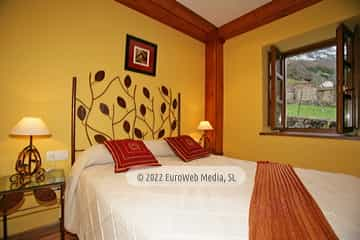 Apartamento «B». Apartamentos rurales Casa Modesta