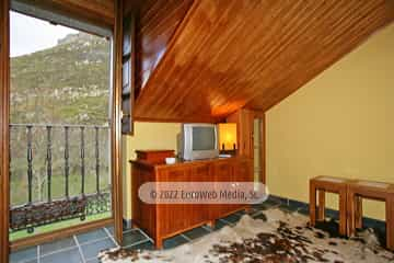 Apartamento «E». Apartamentos rurales Casa Modesta