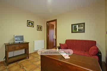 Apartamento 17 [Canales]. Apartamentos Villa de Cabrales