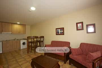 Apartamento 25 [Poo]. Apartamentos Villa de Cabrales