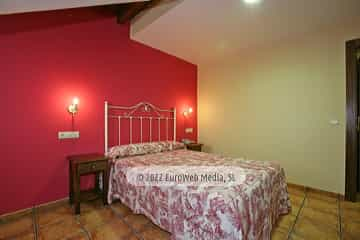 Exteriores. Apartamentos Villa de Cabrales