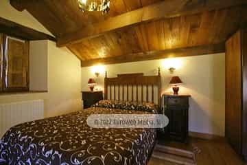 Exteriores. Casa rural La Bodega