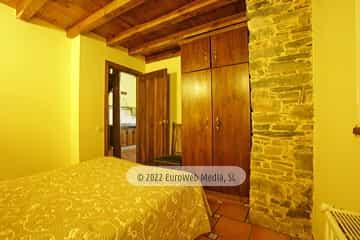 Habitación 1. Casa rural El Pajar