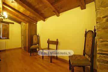 Habitación 2. Casa rural El Pajar
