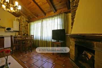 Exteriores. Casa rural El Pajar
