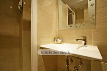 Apartamento Agua. Apartamentos turísticos Santana