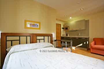 Estudio Sol. Apartamentos turísticos Santana