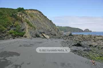 Playa El puertín Viodo