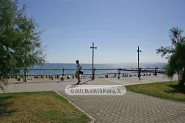 Paseo Marítimo de Luanco