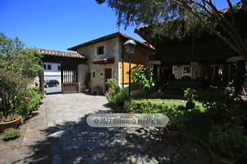 Exteriores. Casa de aldea La Casina de la Arquera