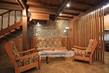 Baño. Casa de aldea La Casina de la Arquera