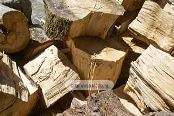 Exteriores. Hotel rural La Casona de Tresali