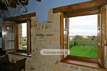 Habitación 11. Hotel rural La Casona de Tresali