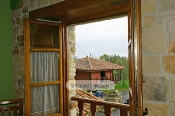 Habitación 12. Hotel rural La Casona de Tresali