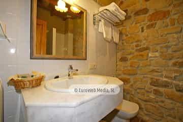 Habitación 14. Hotel rural La Casona de Tresali