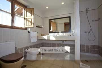Habitación 15. Hotel rural La Casona de Tresali