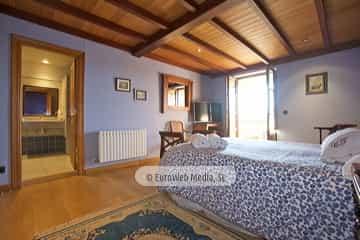 Habitación 16. Hotel rural La Casona de Tresali