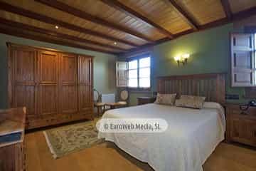 Habitación 17. Hotel rural La Casona de Tresali