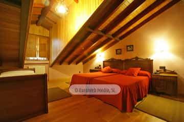 Habitación 18. Hotel rural La Casona de Tresali