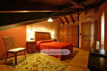 Habitación 19. Hotel rural La Casona de Tresali