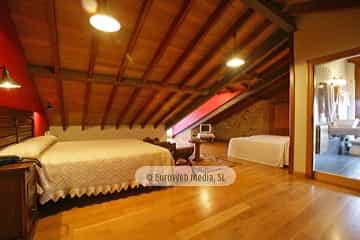 Habitación 21. Hotel rural La Casona de Tresali