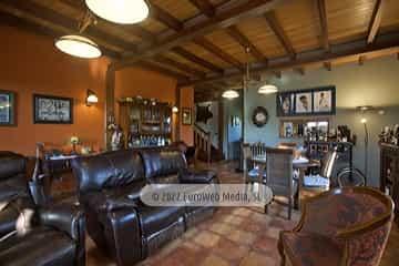 Habitación 22. Hotel rural La Casona de Tresali
