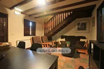 Salón. Casa de aldea La Maestra