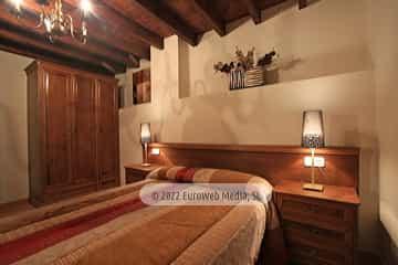 Habitación 1. Casa de aldea La Maestra