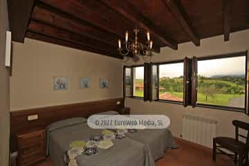 Habitación 2. Casa de aldea La Maestra