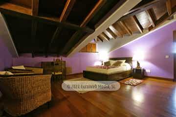 Habitación 9. Casa de aldea Casona Los Gamonales
