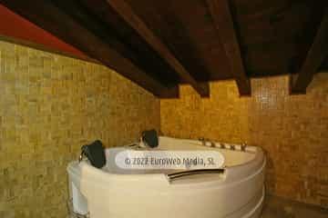 Habitación 8. Casa de aldea Casona Los Gamonales