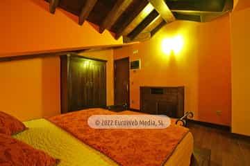 Habitación 7. Casa de aldea Casona Los Gamonales