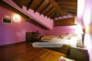 Habitación 6. Casa de aldea Casona Los Gamonales