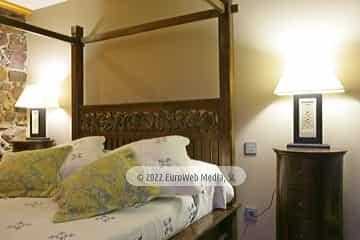 Habitación 4. Casa de aldea Casona Los Gamonales