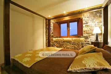 Habitación 3. Casa de aldea Casona Los Gamonales