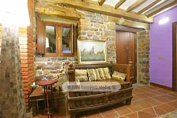 Recepción. Casa de aldea Casona Los Gamonales