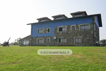 Exteriores. Casa de aldea Casona Los Gamonales