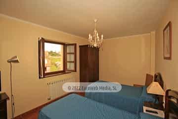 Habitación 1. Casa rural Pelayín