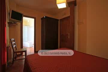 Habitación 3. Casa rural Pelayín