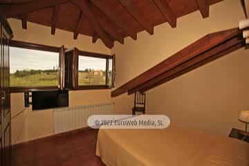 Habitación 5. Casa rural Pelayín