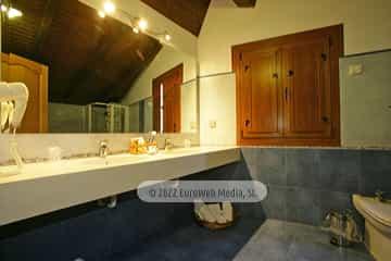 Habitación 405. Hotel rural Casa Vitorio