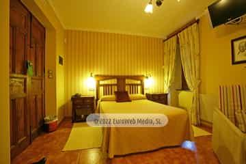 Habitación 103. Hotel rural Casa Vitorio