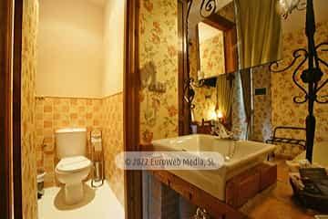 Habitación 201. Hotel rural Casa Vitorio