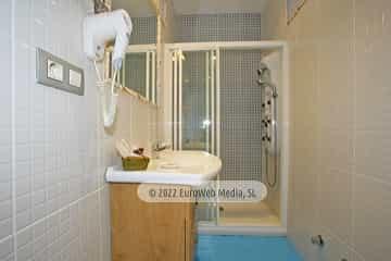 Habitación 202. Hotel rural Casa Vitorio